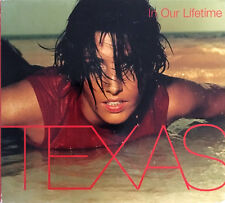 Texas Maxi CD In Our Lifetime - Limited Edition, Gatefold Sleeve - France (VG/M