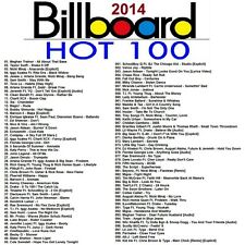 Promo Video MP4s, Billboard 2014 Hot 100 Hits, 100 MP4 Video Hits for DJs ONLY!