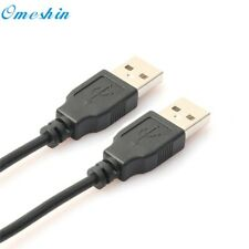 2016 0.8M High-Speed USB 2.0 Type A J22 Black Cord Standard Cable Transfer Data