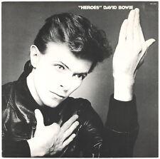 DAVID BOWIE - Heroes - 1977 Canada LP
