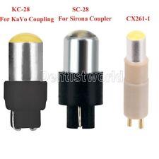Dental Led Bulb Lamp Light Lighting Fit Nsk Sirona Handpiece Quick Coupler