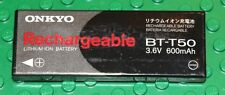 ONKYO  BT-150  NiMH 600mAh Rechargeable Gumstick Battery