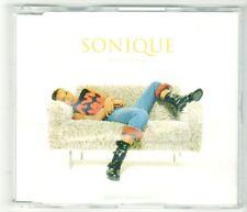 (AJ534) Sonique, Hear My Cry sampler - DJ CD