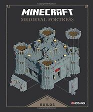 Minecraft: Exploded Builds: Medieval Fortress: An Official Minecraft Book from M