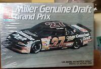 AMT Ertl Miller genuine Draft Grand prix Model Kit #6961 1:25 NEW in Box