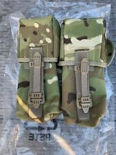 MTP UNIVERSAL DOUBLE AMMUNITION AMMO MOLLE POUCH - British Military  NEW