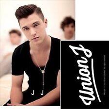 UNION J jj 2013 - ACRYLIC KEYCHAIN official merchandise X - FACTOR