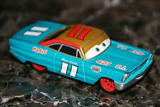"DISNEY PIXAR CARS  ""MARIO ANDRETTI WITH RED RIMS""  LOOSE, SHIP WORLDWIDE"