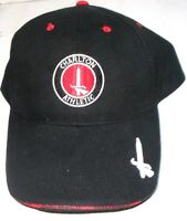 CHARLTON ATHLETIC  F.C. Classic  baseball cap with adjustable buckle back, new