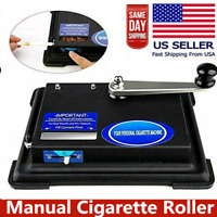 Portable Cigarette Roller Rolling Making Box Tobacco Maker Injector Machine NEW