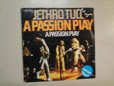 "JETHRO TULL:A Passion Play(Edit #8)-(Edit #9)-Portugal 7""73 Chrysalis 6155009PSL"