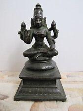 Antique Bronze Sarasvathi, Goddess of education, Buddhist
