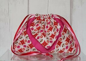 Make your own Origami Drawstring Bag Kit Fab Florals