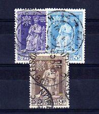 IRLANDE - EIRE Yvert n° 113/115 oblitéré