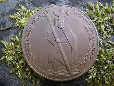 PORSCHE CHRISTOPHORUS - First Edition calendar coin 1962 - Münze Wien