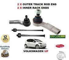 PARA VOLKSWAGEN VW HASTA 1.0 12 > 2 X RÓTULA DE DIRECCIÓN + 2 X INTERIOR