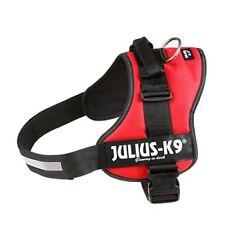 Trixie Harnais Power Julius-k93 / XL 82-118 cm Rouge