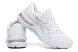 NEW Women's ASICS GEL-NIMBUS 23 Cushioning Casual Running Athletic Sports Shoes