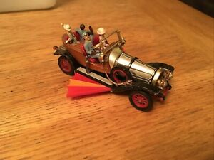 Corgi Chitty Chitty Bang Bang Die Cast Car 4 People Wings GEN11 Toy Collector