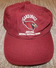 PUMA NFL ARIZONA CARDINALS Red Adjustable Fit Buckle Strap Cap Hat Men's OSFA