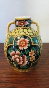 Bouteille asie ancienne. Céramique asiatique satsuma