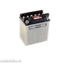 Batterie  pour  Moto 12V 5A YB5L-B YB5LB YAMAHA 125 YBR TZR XT