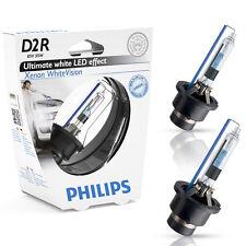 PHILIPS d2r 85v 35w p32d-3 LED EFFECT whitevision 6000k XENON 2st. 85126 whvs 1