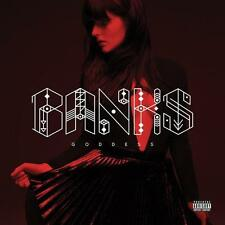 BANKS Goddess CD 2014 brain, drowning, change, stick, someone new, waiting game