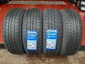 """X4 195 60 15 88H LANDSAIL BRAND NEW TYRES 195/60R15 AMAZING """"B"""" RATED WET GRIP!!"""
