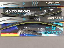 limpiaparabrisas Kit Premium delant. 600+ 600mm C e- sl- Clase W204 W212