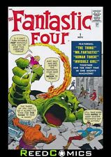 FANTASTIC FOUR OMNIBUS VOLUME 1 HARDCOVER Collects (1961) #1-30 + Annual #1