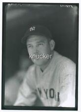 G. Burke 5x7 Photo of Yankees George Pipgrass