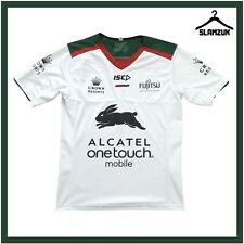 More details for south sydney rabbitohs rugby league shirt isc m medium nrl training jersey h63