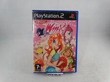 WINX CLUB SONY PS2 PLAYSTATION 2 PAL EU EUR ITA ITALIANO ORIGINALE COMPLETO