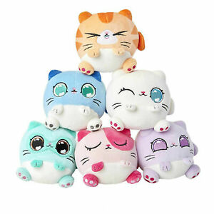 Kitten Catfe Meowble Adorable Scented Plush 4-Inch Soft Toy