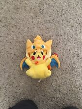"Pikachu Plush 9"" Tall"