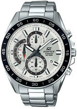 NEW Men's Casio Edifice Chronograph Stainless Steel Watch EFV-550D-7AV