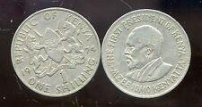 KENYA  1 shilling  1974