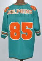 Size XL NFL Miami Dolphins 1990's american football shirt jersey vintage #85