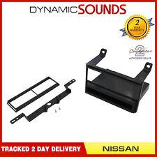 CT23NS24 Autoradio Panneau Façade Double Din Adaptateur pour Nissan Navara