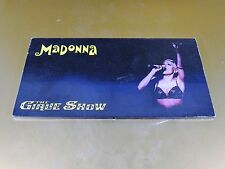 MADONNA - THE GIRLIE SHOW - 2CD - 1993 - BUONO CD [XA-012]