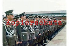 J69 Reggimento di Guardia Feliks Dzierzynski MFS NVA sicurezza dello Stato RDT foto 20x30 cm