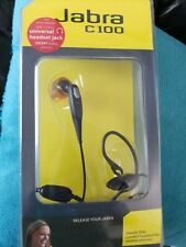 Jabra C100 Black In-Ear Only Headsets