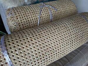 Cane Webbing Natural rattan cane 45cm/60cm wide furniture, crafts