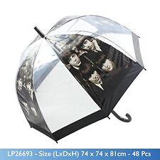 Ombrello/Ombrello I BEATLES/FAB FOUR cupola BUBBLE RAIN-Unisex -