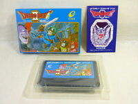 DRAGON QUEST II 2 Famicom Nintendo Enix fc
