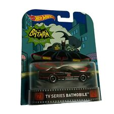 Batman Serie TV Modell Auto Batmobile Skala 1:64 Hot Wheels Neu