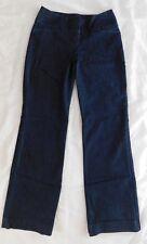 Express Dark Wash Stretch Boot Cut Flare Leg Jeans - Size 0