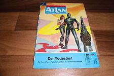 ATLAN  # 29 -- TODESTEST // aus d. Perry Rhodan Redaktion / 1. Auflage 1971