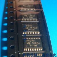 5pcs SN74HC245PWR 74HC245PW 74HC245 HC245 TSSOP20